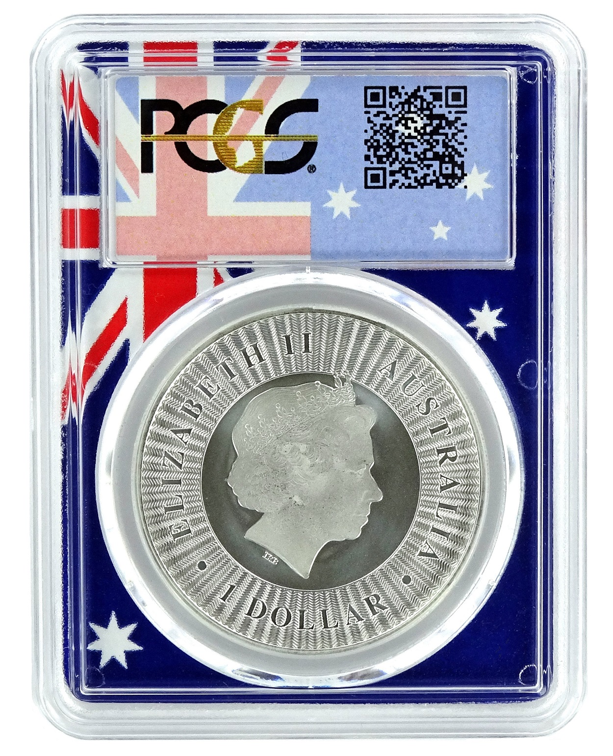 Flag Label POP 82 2016 Australia 1//4oz Silver Proof Kangaroo PCGS PR70 DCAM