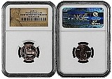2009 Lincoln Penny Professional Life NGC MS67 First Day