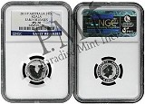 2011 P Australia 1/10th Silver Koala NGC MS70 Early Releases