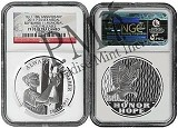 2011 P September 11 National Medal NGC PF70 Ultra Cameo Early Releases