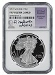 2013 W 1oz Silver Eagle Proof NGC PF70 Ultra Cameo - Elizabeth Jones Signed