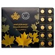 2014 Canada 1 Gram Gold Maple Leaf Mint Sealed Sheet of 25 Coins
