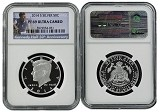2014 S Kennedy Silver Half NGC PF69 Ultra Cameo 50th Anniversary Label