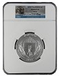 2015 P 5oz Homestead National Park Coin NGC SP69