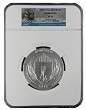 2015 P 5oz Homestead National Park Coin NGC SP70