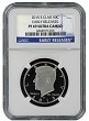 2015 S Kennedy Clad Half NGC PF69 UC Early Releases - Blue Label