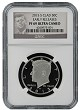 2015 S Kennedy Clad Half NGC PF69 UC Early Releases Portrait Label