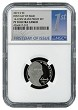 2015 S 5C Return to Monticello Nickel NGC PF70 UC 1st Day Issue