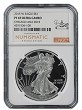 2015 W 1oz Silver Eagle Proof NGC PF69 Ultra Cameo - Chicago ANA Releases