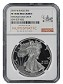 2015 W 1oz Silver Eagle Proof NGC PF70 Ultra Cameo - Chicago ANA Releases
