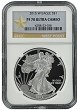 2015 W 1oz Silver Eagle Proof NGC PF70 Ultra Cameo - Star Label