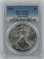 2015 Silver Eagle PCGS MS70  - First Strike - Blue Label