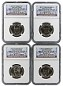 2015 P Presidential Dollars From Annual Dollar Set NGC Brilliant Uncirculated