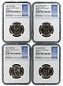 2015 P Presidential Dollars From Annual Dollar Set NGC MS68 First Day Issue