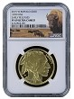 2015 W $50 Gold Buffalo Proof NGC PF69 Early Releases Buffalo Label