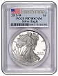 2015 W 1oz Silver Eagle Proof PCGS PR70 - First Strike