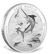 2015 Guy Harvey 1 oz Silver Round - Series 1 - Blue Marlin