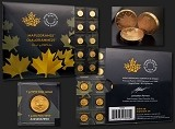 2014 Canada 1 Gram Gold Maple Leaf (1 Coin)