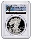 2017 W 1oz Silver Eagle Proof PCGS PR70DCAM - First Strike - Eagle Label