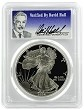 1994 P 1oz Silver Eagle Proof PCGS PR70 DCAM - Verified By David Hall - POP 1