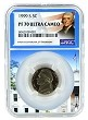 1999 S Jefferson Nickel NGC PF70 Ultra Cameo - White House Core