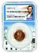 2002 S Lincoln Penny NGC PF69 RD Ultra Cameo - White House Core