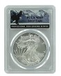 2010 1oz Silver Eagle PCGS MS69 - Eagle Label