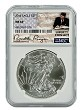 2014 1oz Silver American Eagle NGC MS69 - Liberty Coin Act Label