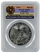 2015 Armenia 1oz Silver Noahs Ark PCGS MS69 - Flag Label