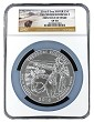 2016 P 5oz Theodore Roosevelt Coin NGC SP70 - First Day Of Issue