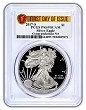 2017 S 1oz Congratulations Set Proof Silver Eagle PCGS PR69 DCAM - First Day Issue
