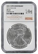 2016 1oz Silver American Eagle NGC MS69 - ANA 125th Anniversary