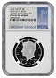 2016 S Kennedy Silver Half NGC PF70 Ultra Cameo - 1st Day Issue