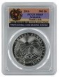 2016 Armenia 1oz Silver Noahs Ark PCGS MS69 - Flag Label