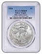 2016 1oz Silver Eagle PCGS MS69 - Blue Label