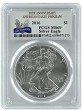 2016 1oz Silver Eagle PCGS MS69 - 30th Anniversary Label