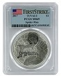 2017 Tuvalu Spiderman 1oz Silver Coin PCGS MS69 - First Strike
