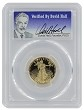 2017 W $10 1/4th Proof Gold Eagle PCGS PR70 DCAM First Strike - Verified By David Hall - Pop 25