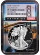 2018 S 1oz Silver Eagle Proof NGC PF69 UC - Early Releases - Bridge Core