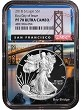 2018 S 1oz Silver Eagle Proof NGC PF70 UC - First Day Issue - Bridge Core - Presale