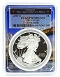 2018 S 1oz Silver Eagle Proof PCGS PR70 DCAM - First Strike - Bridge Frame