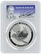2018 Australia 1oz Silver Kookaburra PCGS MS70 - First Strike - Verified By David Hall - POP 50