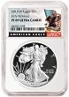 2018 W 1oz Silver Eagle Proof NGC PF69 Ultra Cameo - Early Releases - Black Label