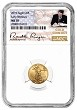 2019 $5 Gold Eagle NGC MS70 Early Releases - Gold Coin Act Label