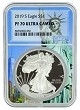 2019 S 1oz Silver Eagle Proof NGC PF70 Ultra Cameo - Statue Of Liberty Core