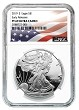 2019 S 1oz Silver Eagle Proof NGC PF69 Ultra Cameo - Early Releases - Flag Label