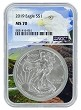 2019 1oz Silver American Eagle NGC MS70 - Eagle Core