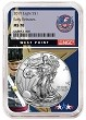 2019 1oz Silver American Eagle NGC MS70 - Early Releases - West Point Core