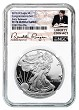 2019 W Congratulations Set Silver Eagle Proof NGC PF70 UC Early Releases - Liberty Coin Act Label - PRESALE