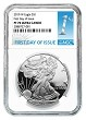 2019 W 1oz Silver Eagle Proof NGC PF70 Ultra Cameo - White Core - First Day Issue Label - PRESALE